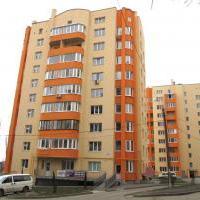 Два 9-этажных дома с подземным паркингом по ул.Свободы, 8В, г. Хмельницкий (сданы в 2013г.).Проектирование и строительство.