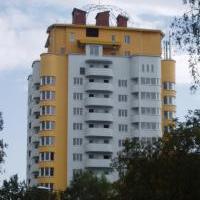 14-этажный жилой дом с пристроенными магазинами, офисами по Староконстантиновском шоссе, 26/2 в г. Хмельницком