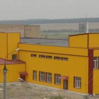Реконструкция Административно производственного корпуса № 9 под торговый комплекс по ул. Франко, 40 в г.Каменец-Подольском. 2005